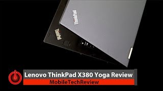 Lenovo ThinkPad X380 Yoga Review