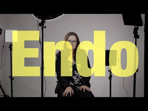 Dionne McFarlane, 20 from Edinburgh is raising awareness of endometriosis.