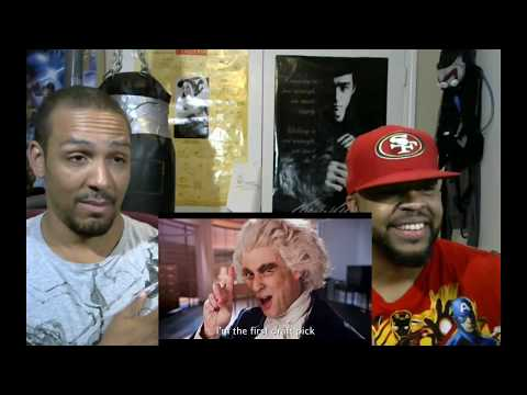 Video Thomas Jefferson vs Fredrick Douglas Epic Rap Battle - REACTION (With Marcus) download in MP3, 3GP, MP4, WEBM, AVI, FLV January 2017