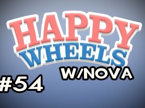 Happy Wheels w/Nova Ep.54 - They Boning Video