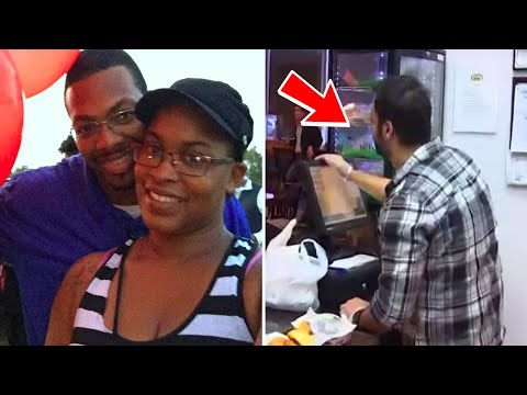 When A Diner Realized What This Manager Was Up To, She Took A Photo That Quickly Went Viral 1