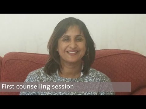 First Counselling Session