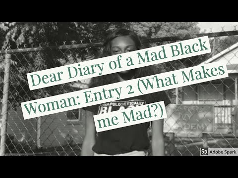 Dear Diary of a Mad Black Woman: Entry 2 (Explaining my Pageant Performace)
