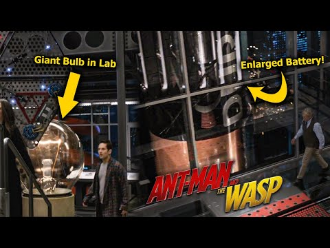 I Watched Ant-Man and The Wasp in 0.25x Speed and Here's What I Found