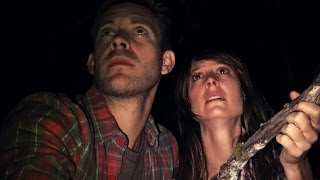 Bobcat Goldthwait & Bryce Johnson Interview - Willow Creek   The MacGuffin