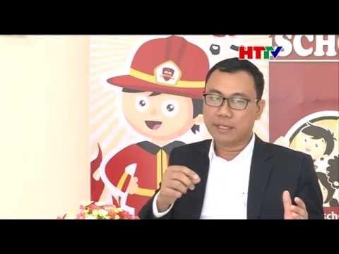 """HTTV - Chương trình """"Doanh nghiệp và doanh nhân"""" - iSchool Hà Tĩnh"""