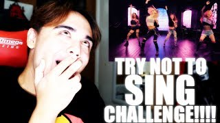 Video K-POP TRY NOT TO SING CHALLENGE!  [NO BODY ROLLS!] MP3, 3GP, MP4, WEBM, AVI, FLV Oktober 2017