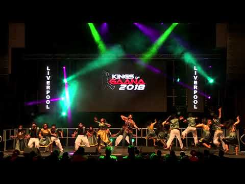 ♚ Kings Of Gaana 2018 - University Of Liverpool (Official HD)♚