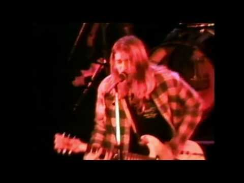 Live Music Show - Nirvana, Chicago, 1989