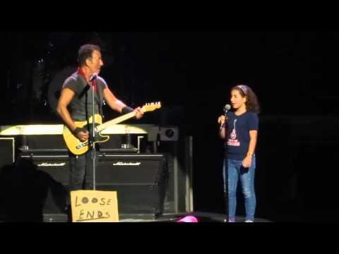 WATCH: Bruce Springsteen Brings 10-year-old Onstage to Sing
