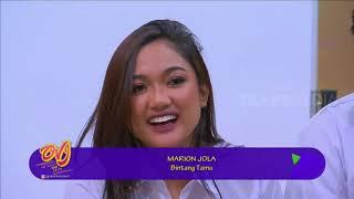 Video Wah, Marion Jola Ketahuan Bohong Soal Nino | OPERA VAN JAVA (30/07/18) 4-5 MP3, 3GP, MP4, WEBM, AVI, FLV September 2018