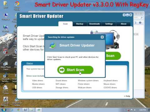 Smart Driver Updater v3 3 0 0 With RegKey