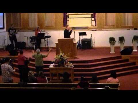 """Faith In Jesus, not A Jacket"" (Prophetic Mantle Altar Service)"