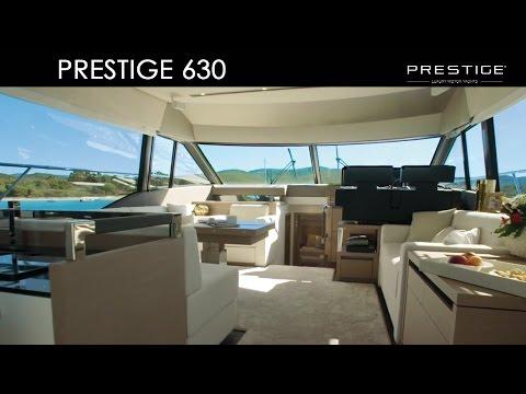 Prestige 630 Flybridgevideo