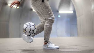 Video The Most Beautiful Football/Futsal Freestyle Skills & Tricks ★ #1 MP3, 3GP, MP4, WEBM, AVI, FLV November 2017