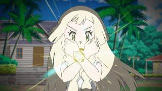 Lillie Practices a Z-Move | Pokémon the Series: Sun & Moon—Ultra Legends | Official Clip by The Official Pokémon Channel