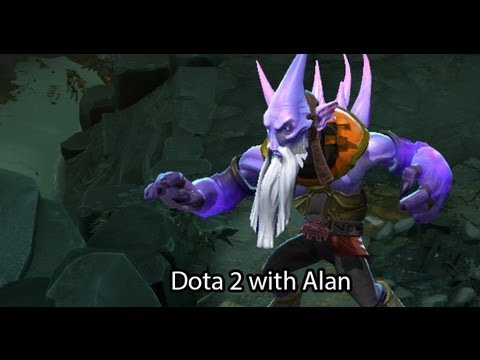 GamingHoldDOTA2 - My Let's Play of Dota 2 with live commentary. One game with Dark Seer in jungle. I'm talking about recent change of delay for me and maybe other people. Star...