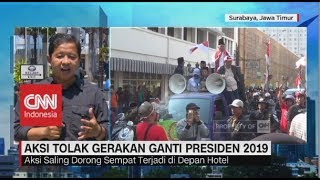 Video Aksi Tolak Gerakan Ganti Presiden 2019 di Surabaya MP3, 3GP, MP4, WEBM, AVI, FLV Oktober 2018