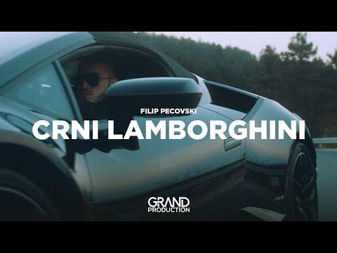 Crni lamborghini - Filip Pecovski - nova pesma i tv spot