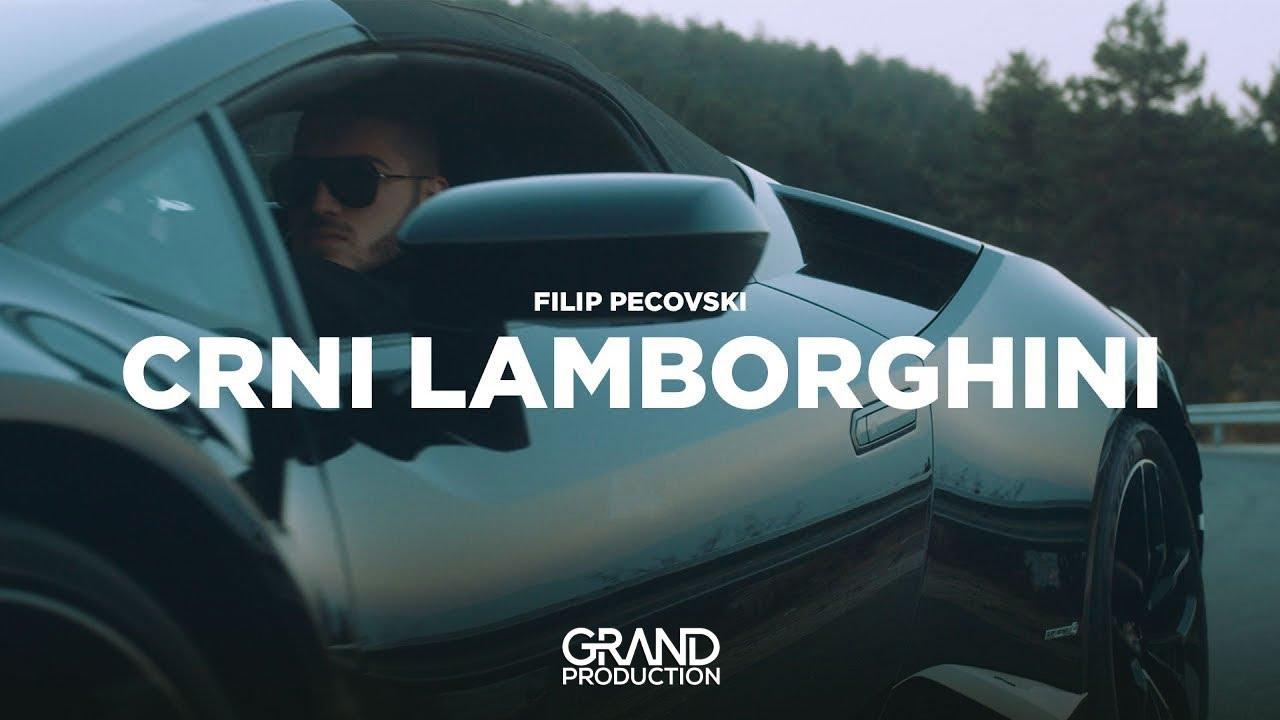 Crni lamborghini – Filip Pecovski