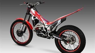 6. Trail test ride 2014 Beta EVO Factory trials bike 300cc