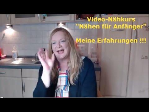 Nähen lernen | Nähen für Anfänger | Kundenmeinung zu Video-Nähkurs | Nähanleitung