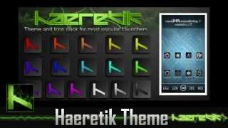 HaeretikTheme Green -Nova/Apex YouTube video