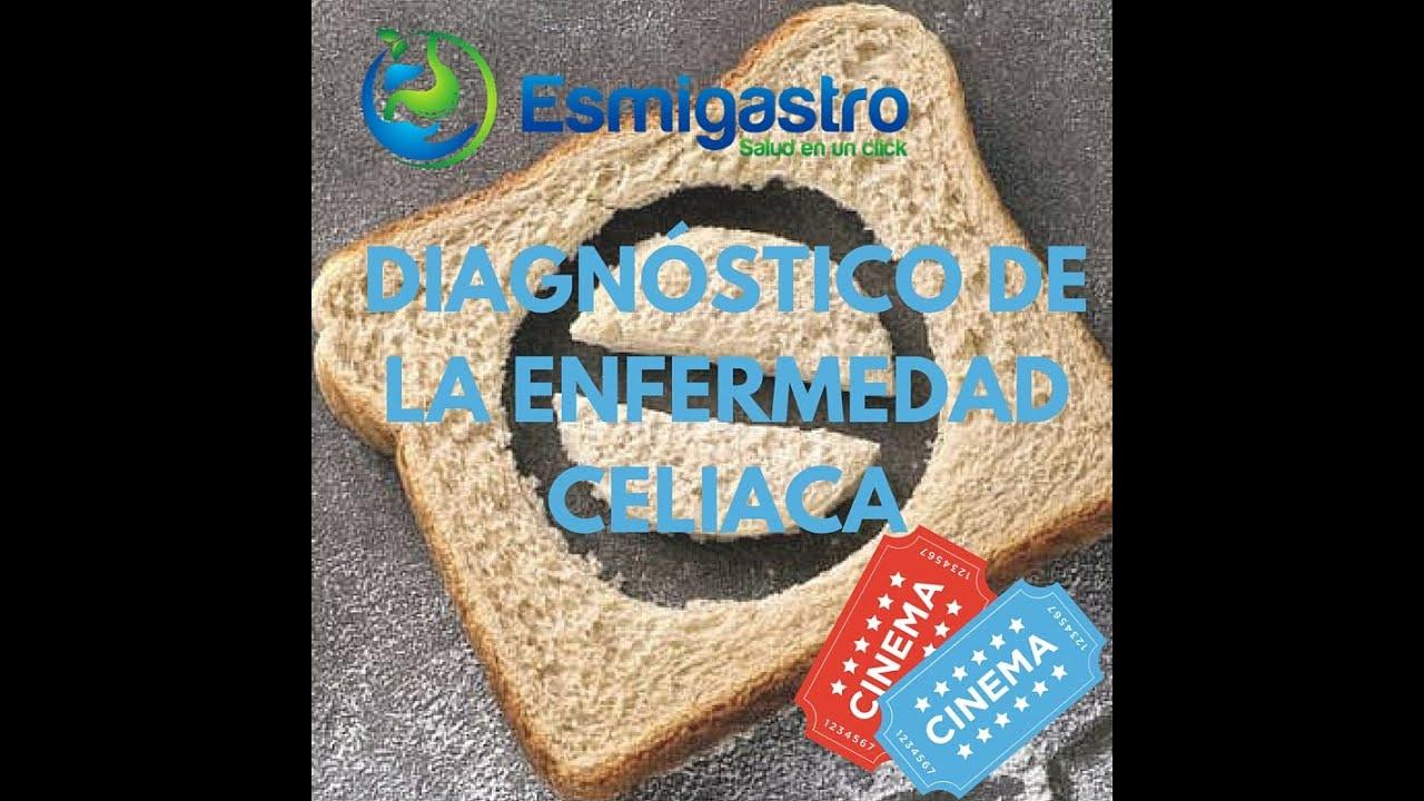 Diagnóstico de la enfermedad celiaca