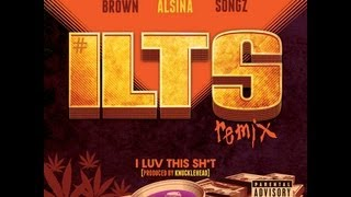 August Alsina videoklipp I Luv This Shit (Remix) (feat. Chris Brown & Trey Songz)