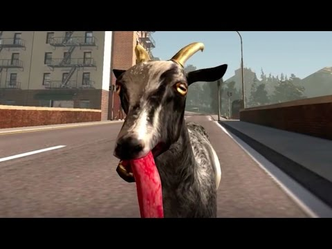 Goat Simulator Official PlayStation Launch Trailer