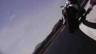 Issoire France  City new picture : Kawasaki ZX6R vs Honda 600CBR circuit issoire france