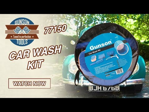77150 | The Gunson Car Wash Kit