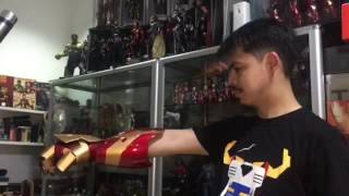 Iron Man Mark 42 Repulsor Hand