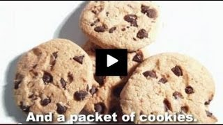 Life Is Like A Bag Of Cookies - Inspirational Story
