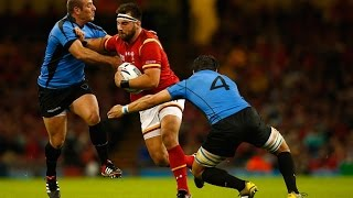Wales v Uruguay Rugby World Cup Full Match Highlights and Tries - Wales v Uruguay Rugby World Cup Fu