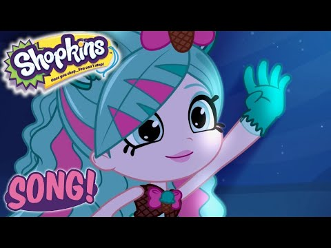 Shopkins🌟WILD STYLE SONG🌟Cartoons for kids 2019