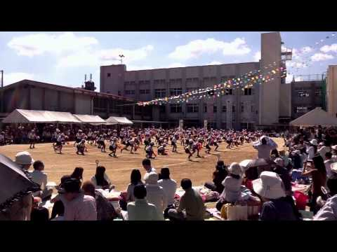Let's ダンス with ミッキー 玉出小学校運動会(9・23・11