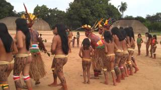 Video Brazil indigenous dance MP3, 3GP, MP4, WEBM, AVI, FLV Agustus 2018