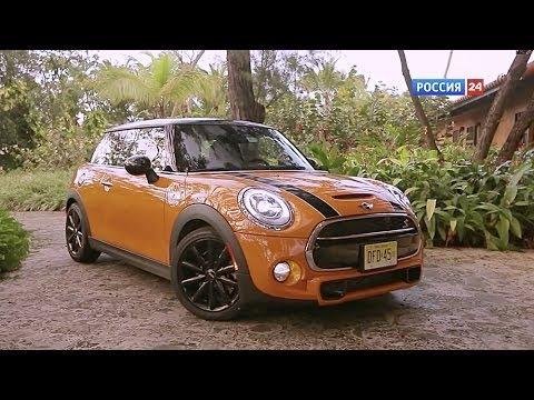Тест-драйв Mini Cooper S 2015 // АвтоВести 154 (видео)