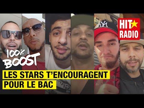 LES STARS HIT RADIO TE SOUHAITENT BONNE CHANCE POUR LE BAC