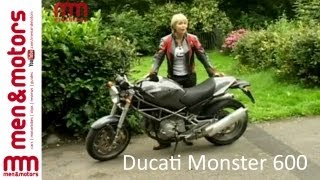 8. Ducati Monster 600 Review (2003)