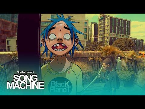 Gorillaz - Momentary Bliss ft. slowthai & Slaves (Episode One)