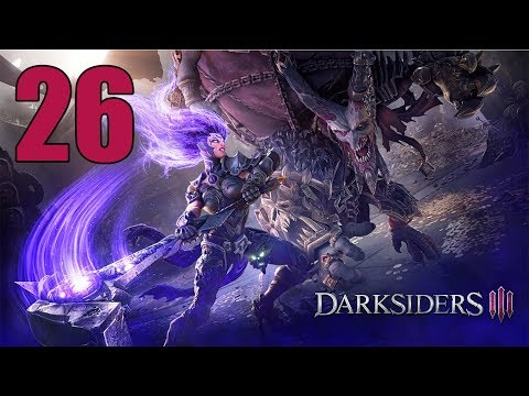 Darksiders 3 - Let's Play Part 26: Gluttony