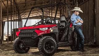 9. 2018 Polaris® Ranger® 150 EFI   Newton, IL   Polaris® Dealer