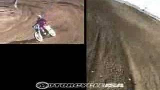 2. Motocross Test - 2007 Yamaha YZ450F