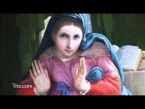 L'insolita Annunciazione di Lorenzo Lotto