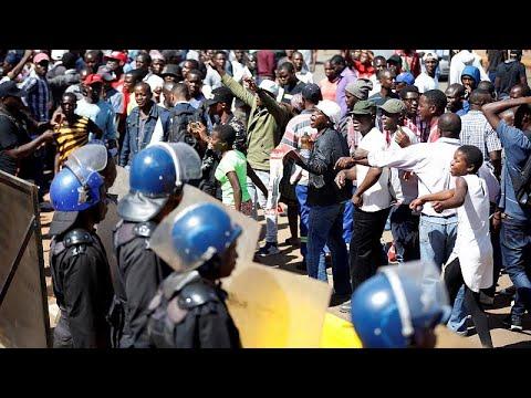 Αιματηρές μετεκλογικές συγκρούσεις στη Ζιμπάμπουε