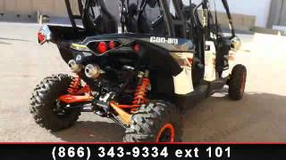 5. RideNow Peoria 2014 Can-Am Maverick MAX X rs DPS 1000R - Dune Family Machine!