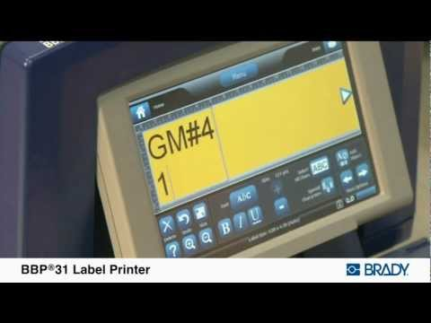 Introducing the new BBP31 Stand alone printer
