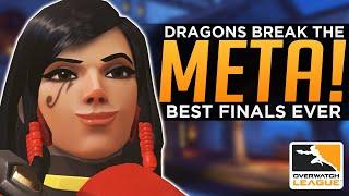 Video Overwatch: Dragons Break the META! - The Greatest Playoff Run EVER! MP3, 3GP, MP4, WEBM, AVI, FLV Juli 2019